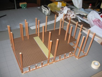 模型製作 2009.3-2