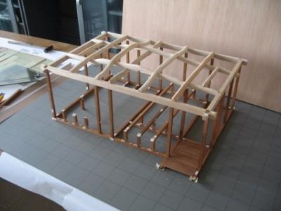 模型製作 2009.7-1