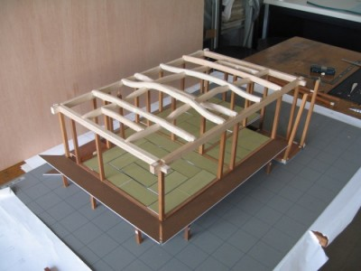 模型製作 2009.7