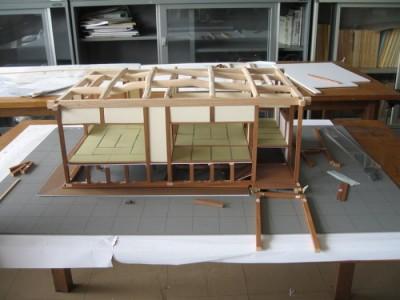 模型製作 2009.8-1