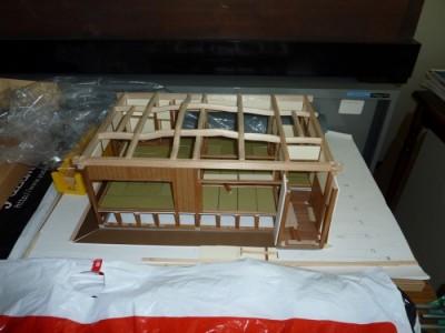 模型製作 2009.9-1