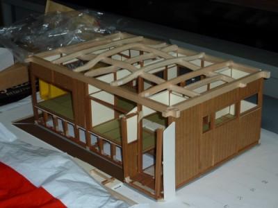 模型製作 2009.9-2