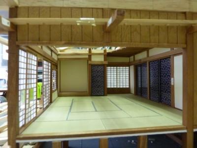 白寿庵模型製作 2011-13