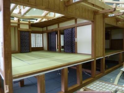 白寿庵模型製作 2011-17