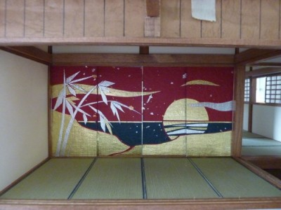 白寿庵模型製作 2011-19