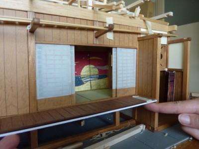 白寿庵模型製作 2011-20