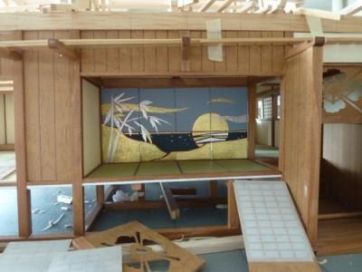 白寿庵模型製作 2011-22