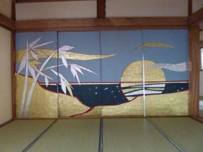 白寿庵模型製作 2011-25