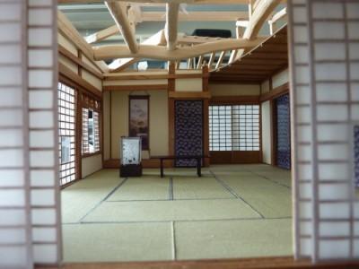 白寿庵模型製作 2011-30