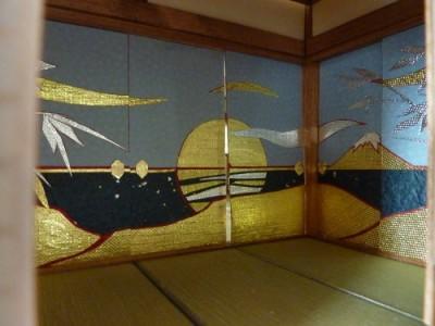 白寿庵模型製作 2011-31