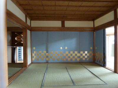白寿庵模型製作 2011-35